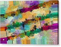 Polychromatic Postlude 11 Acrylic Print