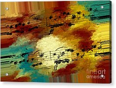 Polychromatic Postlude 3 Acrylic Print