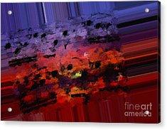 Polychromatic Postlude 4 Acrylic Print