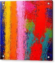 Polyphony IIi Acrylic Print by John  Nolan