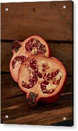 Pomegrantes4511 Acrylic Print