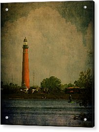 Ponce De Leon Light House Acrylic Print
