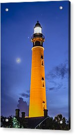 Ponce De Leon Lighthouse Acrylic Print