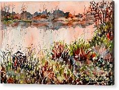 Ponds Untold Stories Acrylic Print