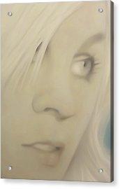 Pong Ping Closeup Acrylic Print