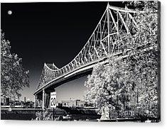 Pont Jacques Cartier Acrylic Print