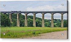 Pontcysyllte Aqueduct Wales Acrylic Print by Jane McIlroy