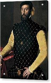 Pontormo, Jacopo Da 1494-1556. Portrait Acrylic Print