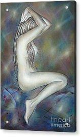 Porcelain Nude 080810 Acrylic Print