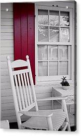 Porch Dreams Acrylic Print by JAMART Photography