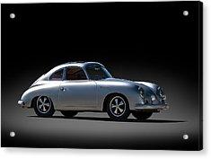 Porsche 356 Outlaw Acrylic Print by Douglas Pittman