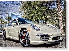 Porsche 50th Anniversary Limited Edition Acrylic Print