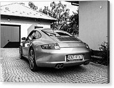 Porsche 911 Carrera 4s Acrylic Print