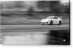 Porsche 911 Gt3 Supercar Acrylic Print