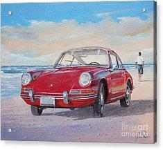 1967 Porsche 912 Acrylic Print