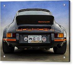 Porsche Carrera Rsr Acrylic Print
