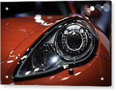 Porsche Panamera Gts Acrylic Print by Sebastian Musial