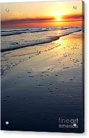 Port Arthur Sunset Acrylic Print