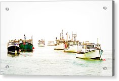 Port Bound  Chatham Cape Cod Photo Art Acrylic Print
