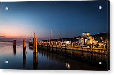 Port Jefferson Acrylic Print