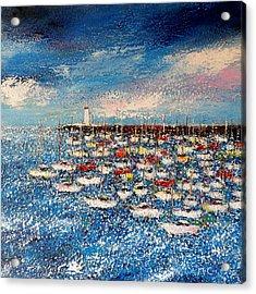 Port Acrylic Print