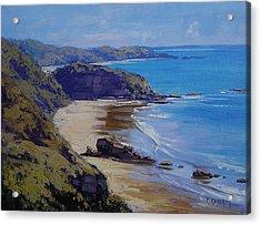 Port Macquarie Beach Acrylic Print