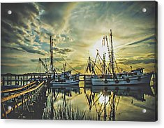 Port Royal Acrylic Print by Jessica Brawley