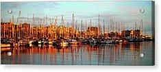 Port Vell - Barcelona Acrylic Print