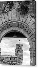 Porta Di Pisa Acrylic Print