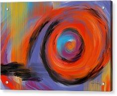 Portal Of Optimistic Torment Acrylic Print