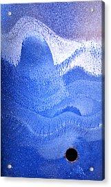 Portal Acrylic Print by Stephen Anderson
