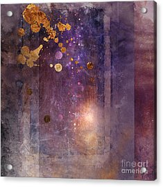 Portal Variant 1 Acrylic Print by Aimee Stewart