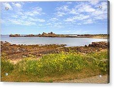 Portinfer Bay - Guernsey Acrylic Print