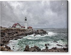 Portland Head Light Acrylic Print