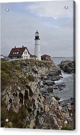 Portland Light Acrylic Print