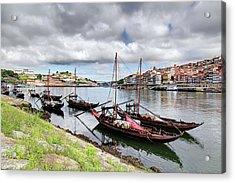 Porto Cityscape Acrylic Print