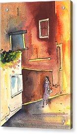 Portofino In Italy 03 Acrylic Print