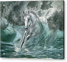 Poseidon's Gift Acrylic Print