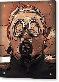 Post Apocalypse Acrylic Print