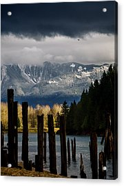 Potential - Landscape Photography Acrylic Print