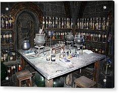 Potions Acrylic Print