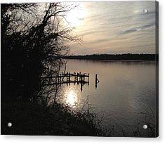 Potomac Reflective Acrylic Print