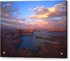 Powell Perfect Acrylic Print