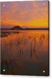 Powell Sunrise 1 Acrylic Print