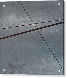 Power Lines  05 Acrylic Print by Ronda Stephens