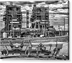 Power Plant In Long Beach Acrylic Print