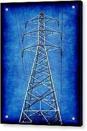 Power Up 1 Acrylic Print