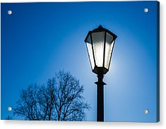 Powered By The Sun - Featured 3 Acrylic Print by Alexander Senin