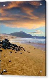 Praia Do Salamansa Africa Acrylic Print