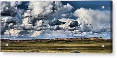 Prairie Spring Acrylic Print